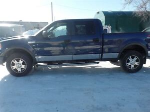 2008 Ford F-150 FX4, LEATHER