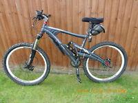 "Marin Wolfridge Trail 6.7 Mountain Bike size large 19 """