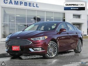 2017 Ford Fusion SE SALE PRICE AND AWD-LEATHER