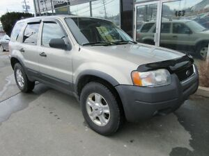 2004 Ford Escape XLT 4WD SUV
