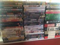 Job lot of dvd's £1 each