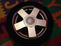 Ford Fiesta Alloys Wheel 195/50/R14