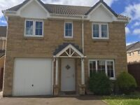 Beautiful unfurnished 4 bedroom house in Blackburn Aberdeenshire available to Let