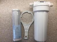 High capacity water filter kit