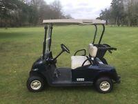 Ezgo 2 seater golf cart