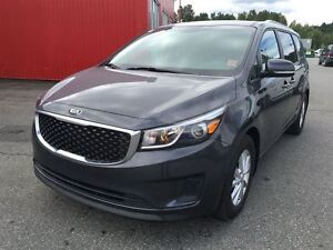 2016 Kia Sedona LX power cruise control blue  tooth