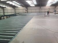 MEZZANINE FLOOR 46,000sqft WE ARE BY FAR THE CHEAPEST AROUND WE BEAT ANY PRICE WE DISMANTLE/INSTALL
