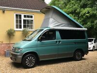Ford Freda/bongo,fully fitted kitchen,4 berth,only 65000 miles huge service record!,Rust free!