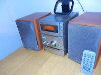 Sony CMT CPX1 HI FI Stereo system with remote control