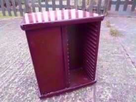 CD Rack Small swivel Wood Delivery Available £5