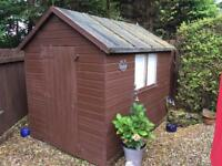 Garden Shed 8x6. * GONE PENDING COLLECTION*