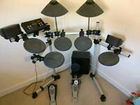 Yamaha Dtx500 electric Drum kit