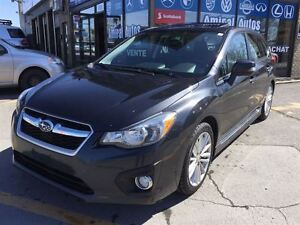 2012 Subaru Impreza 2.0i Limited Package *AWD 4X4*CUIR*MAGS*FULL