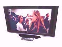 """PANASONIC VISTA 37"""" LCD TV , 1080P FULL HD TV"""