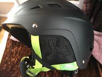 Trespass Furillo Snow Sport Helmet - Brand new