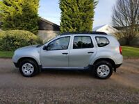 Dacia Duster Ambiance DCI 4 X 2 1 owner FSH