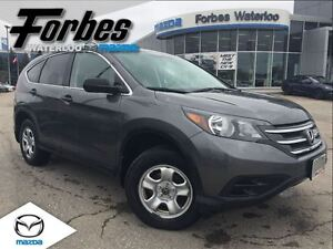 2014 Honda CR-V LX AWD, LOW KM