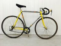 c51733b2a47 Classic Carrera Mens Road Bike 58 cm Frame, 12 Speed Friction Gears,  Shimano 105