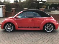 Vw beetle convertible swap px