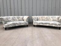Dfs sofas 3 and 2 seaters (SAME DAY DELIVERY AVAILABLE) ask for cost,,corner,couch