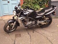Kawasaki ER 500 C5P Motorcycle