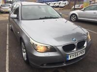 Bmw 520d mAnual start&drives full service history 2005