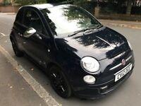 2012 Fiat 500 TwinAir 0.9 - FSH **Free Road Tax - 11 Months Mot - FSH - LEATHERS/BlueTooth