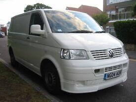 VW Volkswagen Transporter 1.9 TDI T30 Kombi Van 4dr (SWB) - Professional Conversion to 6 Seater