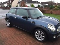 Mini Cooper D 2009 Full Leather Chilli Pack and Extras