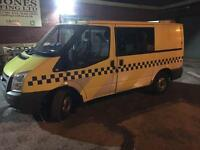 Ford transit crew cab direct from nhs service van