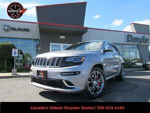 2015 Jeep Grand Cherokee 6.4L SRT8 4WD