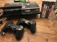 Playstation 3 - PS3 original - backwards compatible