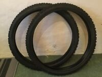 "Kenda Kinetics 26"" x 2.35"" Mountain Bike Tyres"