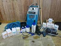 Carpet cleaning complete business! ENDEAVOR SX9000 £2800