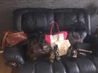 HandBags & shoes bundle