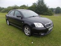 2003 TOYOTA AVENSIS T3 X AUTOMATIC FULL YEARS MOT EXCELLENT CAR