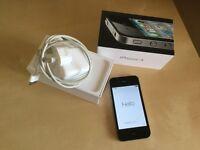 Apple iPhone 4, 32GB, Black