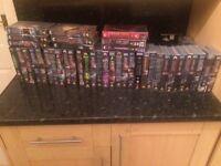 40 Star Trek vhs tapes for sale