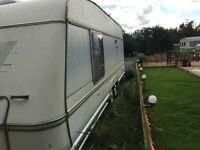 Lmc caravan end bedroom 4 berth not hobby fendt