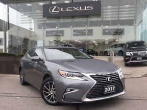 2017 Lexus ES 350 Touring Package Navigation Backup CAM Sunroof