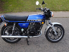Yamaha RD250 (1979) Absolutely Stunning
