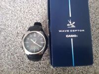 Casio Wave Ceptor Men's Watch