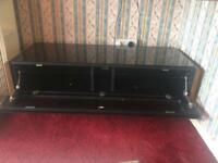 Nice black TV Cabinet/Stand