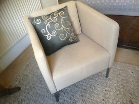 Armchair -excellent condition-Ikea