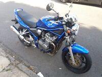 Suzuki gsf 600 Bandit 5850 miles!!!!