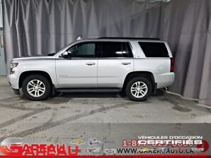 2016 Chevrolet TAHOE 4WD 4X4 - REMORQUAGE MAX - LS - SIEGES BAQUETS