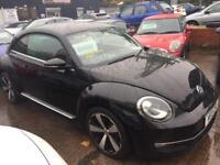 Cheapest in uk vw beetle 2.0 tdi sport 2013 only 37 k