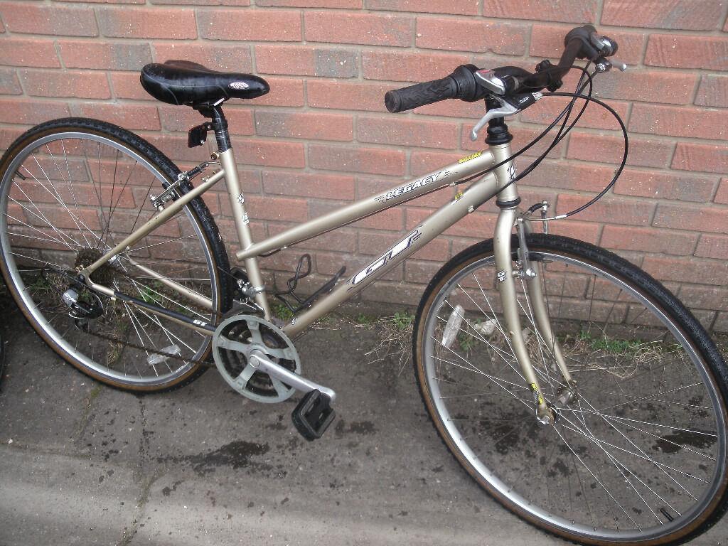 Gt Legacy Ladies Hybrid Bike In Gosport Hampshire Gumtree