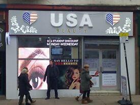 Self Employed Hairdresser/Stylists, for Popular City Centre Beauty Salon.