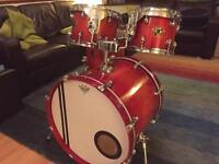 Premier Cabria XPK shell pack drum kit